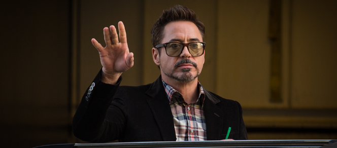 Robert Downey Jr (Tony Stark)