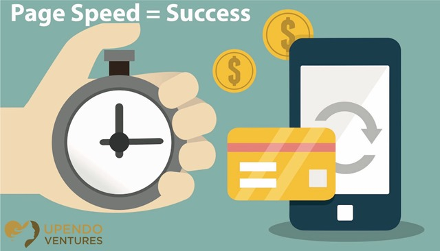 Page Speed Equals Success for Business Websites