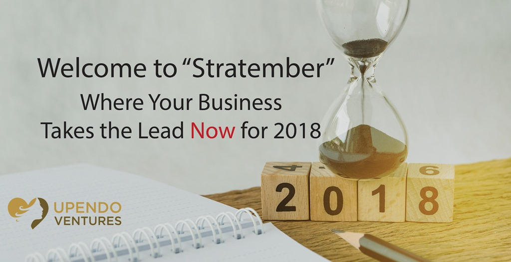 December is the perfect time to strategize and Plan for Your Business