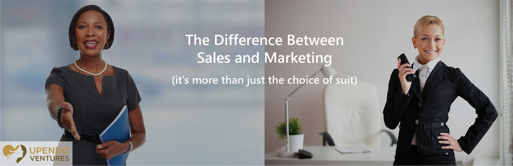 The Difference Between Sales and Marketing for Modern Online Business