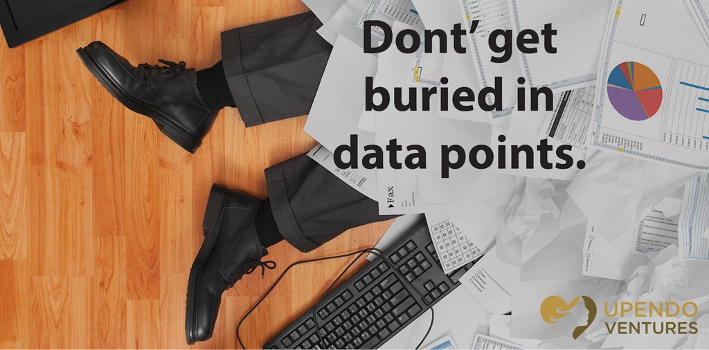 Focus on Website and Business KPIs - Don't Get Buried in Data Points