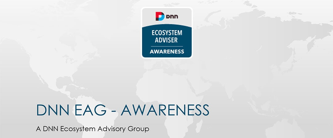 September 2018 DNN Awareness Group Meeting Video