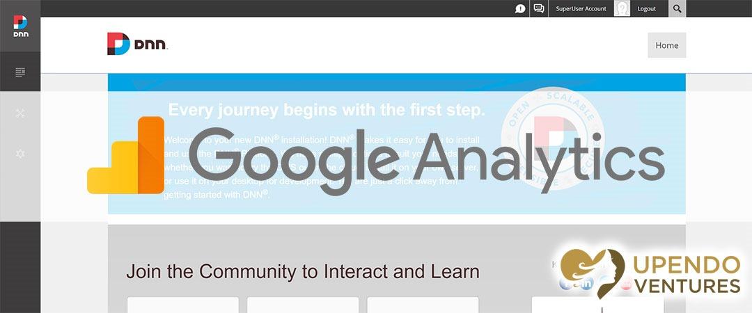 Upgrading Google Analytics in DNN 9.1