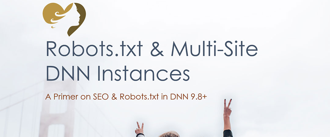 Upendo Ventures: DNN SEO and Robots.txt