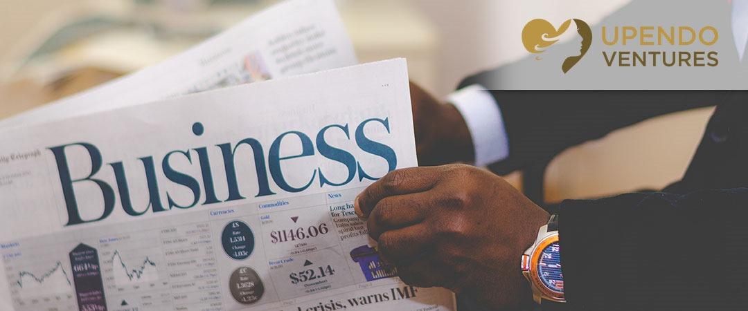 Upendo Ventures Press Release